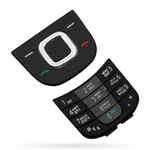 Русифицированная клавиатура для Nokia 2680 Slide Black