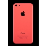 Корпус для Apple IPhone 5C Red - High Copy