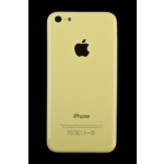 Корпус для Apple IPhone 5C Yellow - High Copy
