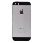 Корпус для Apple IPhone 5S Black - Full Complect - High Copy